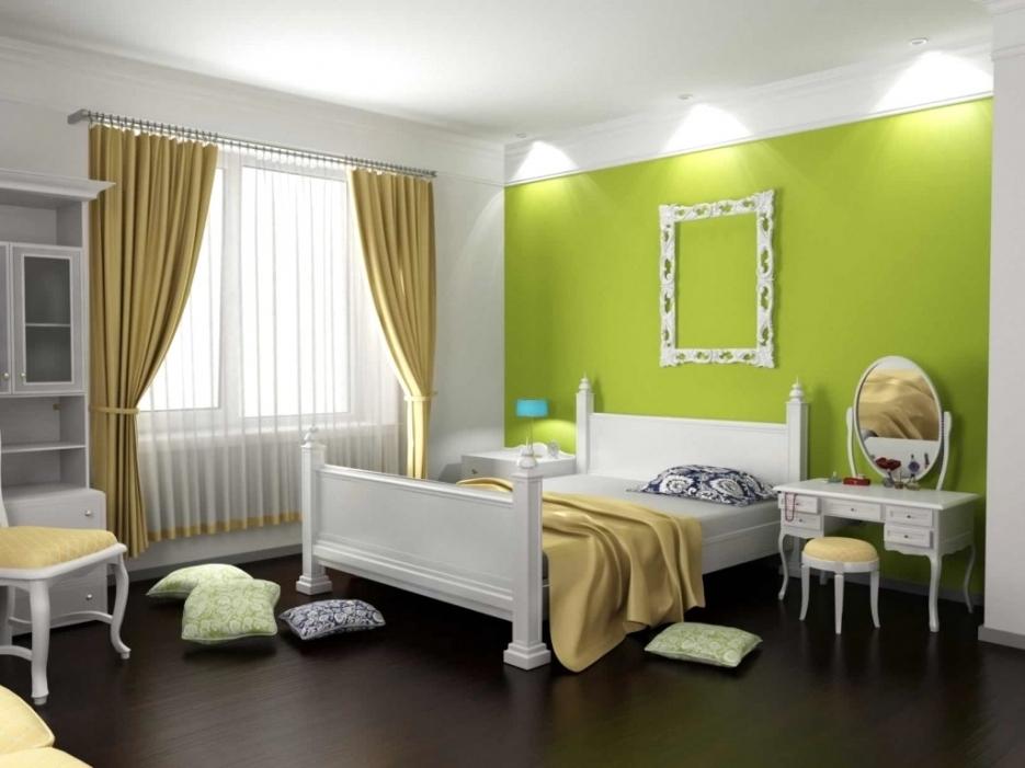 Wandfarbe Wohn Und Schlafzimmer Bemerkenswert On In Bezug Auf Wohndesign 2017 Cool Attraktive Dekoration 2