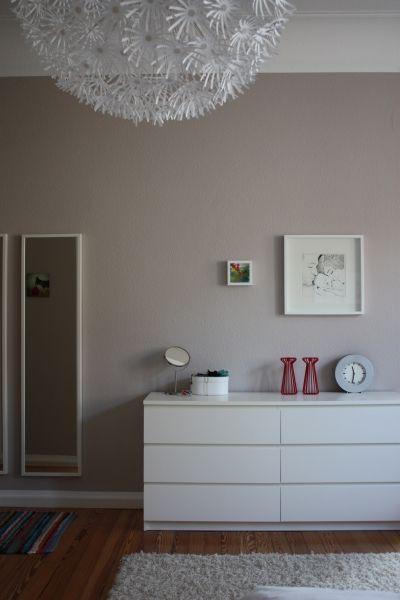 Wandfarbe Wohn Und Schlafzimmer Fein On überall Die Besten 25 Wandfarben Ideen Auf Pinterest 9