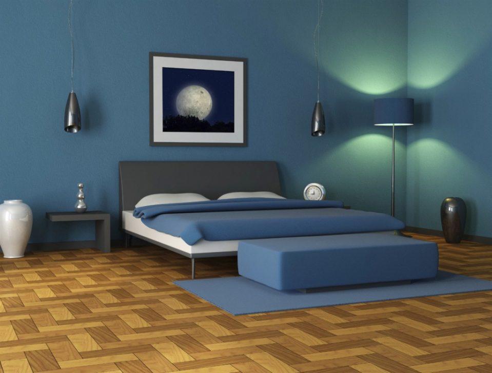 Wandfarbe Wohn Und Schlafzimmer Nett On überall Uncategorized Geräumiges 5