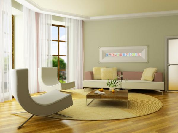 Wandfarbe Wohnzimmer Modern Erstaunlich On Mit Moderne Farben Up To Date Designs Zusammen 5