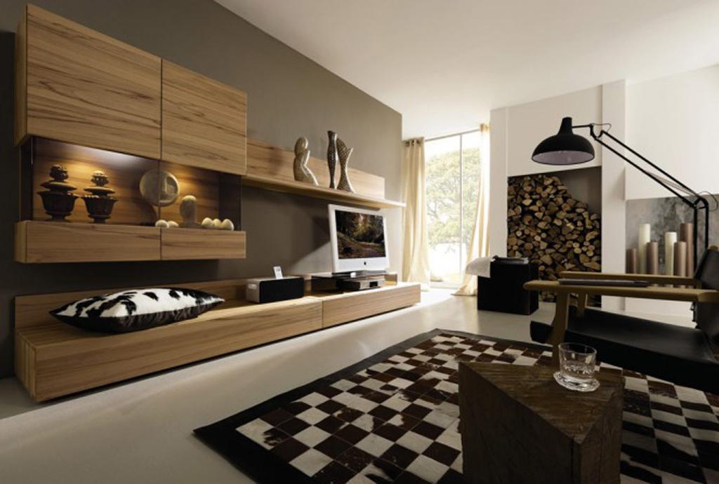 Wandfarbe Wohnzimmer Modern Schön On In Bezug Auf Braun Gestalten Better Mit 6