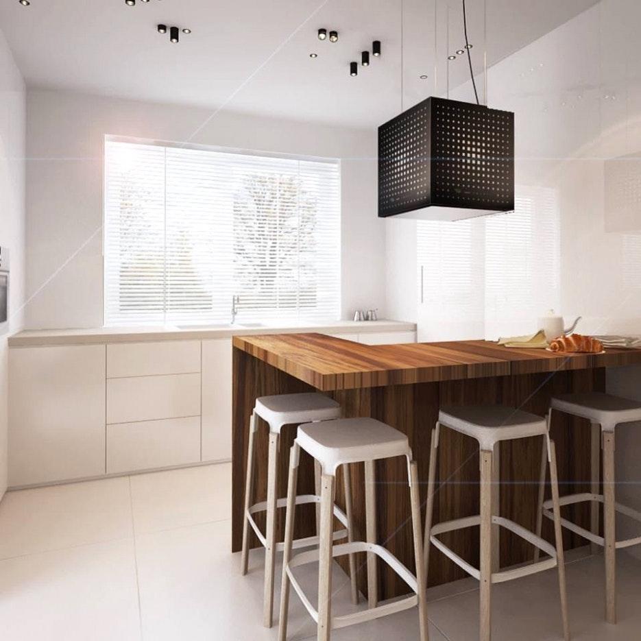 Wandgestaltung Esszimmer Küche Beige Braun Glänzend On überall Kuche 5