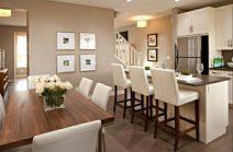Wandgestaltung Esszimmer Küche Beige Braun Stilvoll On überall Haus Uncategorized 3