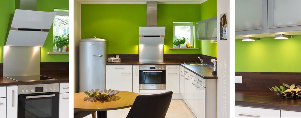 Wandgestaltung Küche Farbe Ausgezeichnet On Andere Innerhalb Stunning Mit Pictures House Design 5