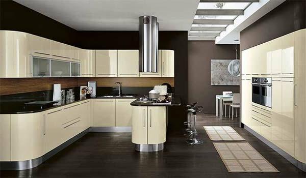 Wandgestaltung Küche Farbe Interessant On Andere Auf 25 Ideen Mit Tapete Und Mehr 7