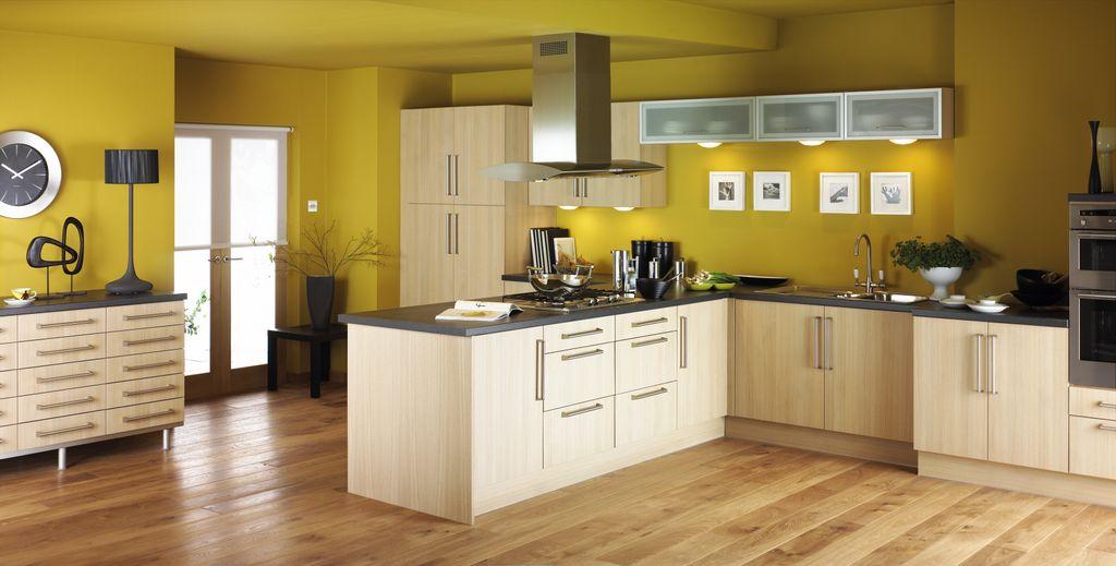 Wandgestaltung Küche Farbe Wunderbar On Andere Beabsichtigt Wandfarbe 40 Ideen Für Farbgestaltung Der FresHouse 4