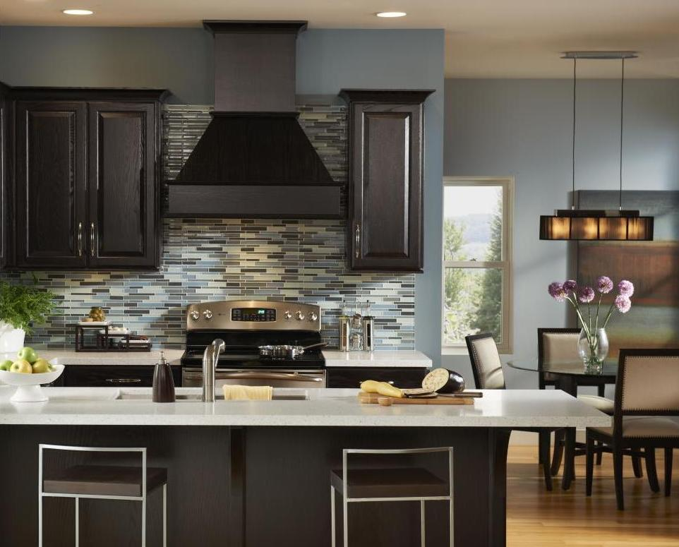Wandgestaltung Küche Farbe Wunderbar On Andere Beabsichtigt Wandfarbe 40 Ideen Für Farbgestaltung Der FresHouse 6