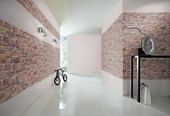 Wandgestaltung Mit Steintapete Glänzend On Andere überall Modern Ideen Stupefying Auf Keyword 5