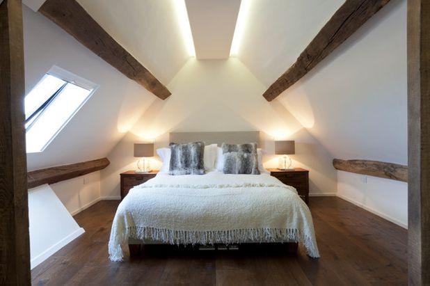 Wandgestaltung Schlafzimmer Dachschräge Glänzend On In Mit Gestalten 8 Tipps 5