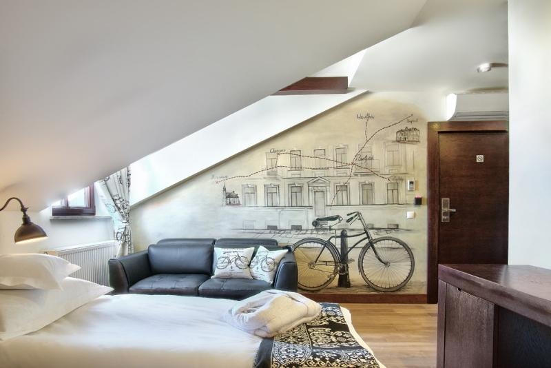 Wandgestaltung Schlafzimmer Dachschräge Interessant On Für Mit Gestalten 23 Wohnideen 7