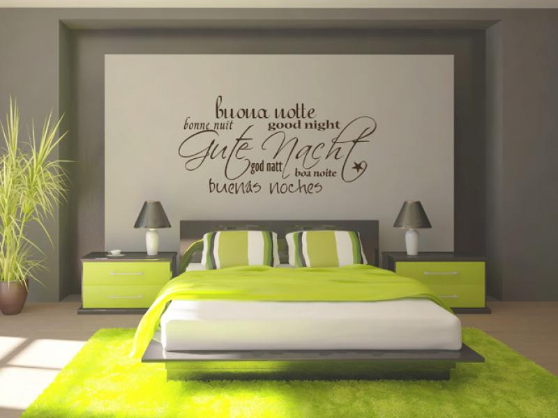 Wandgestaltung Schlafzimmer Streifen Erstaunlich On Beabsichtigt Haus Renovierung Mit Modernem Innenarchitektur Kühles Kleines 7