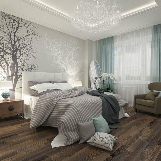 Wandgestaltung Weiß Grau Ausgezeichnet On Andere Beabsichtigt Die Besten 25 Ideen Auf Pinterest Bequemes Bett 3