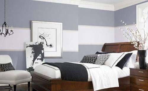 Wandgestaltung Weiß Grau Unglaublich On Andere Mit Weiss Malerisch Designs Plus Nonpareil 8