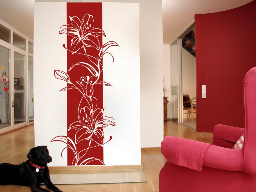 Wandgestaltung Wohnzimmer Grau Rot Beeindruckend On Auf Malerische Minimalistisch 1