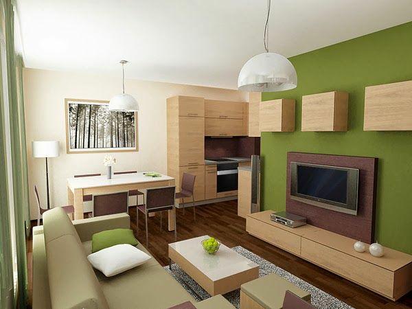 Wandgestaltung Wohnzimmer Grün Braun Fein On überall Ideen Lachen 5