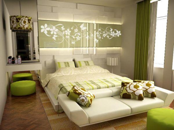 Wandgestaltung Wohnzimmer Grün Braun Frisch On Für Ideen Grun Grn 008 7