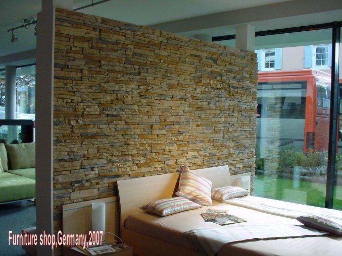 Wandsteine Schlafzimmer Ausgezeichnet On In Uncategorized Kleines Und 7