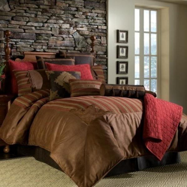 Wandsteine Schlafzimmer Frisch On Auf Amocasio Com 1