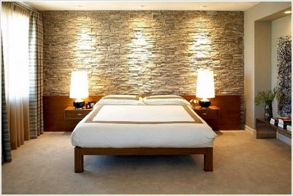Wandsteine Schlafzimmer Herrlich On überall Amocasio Com 2
