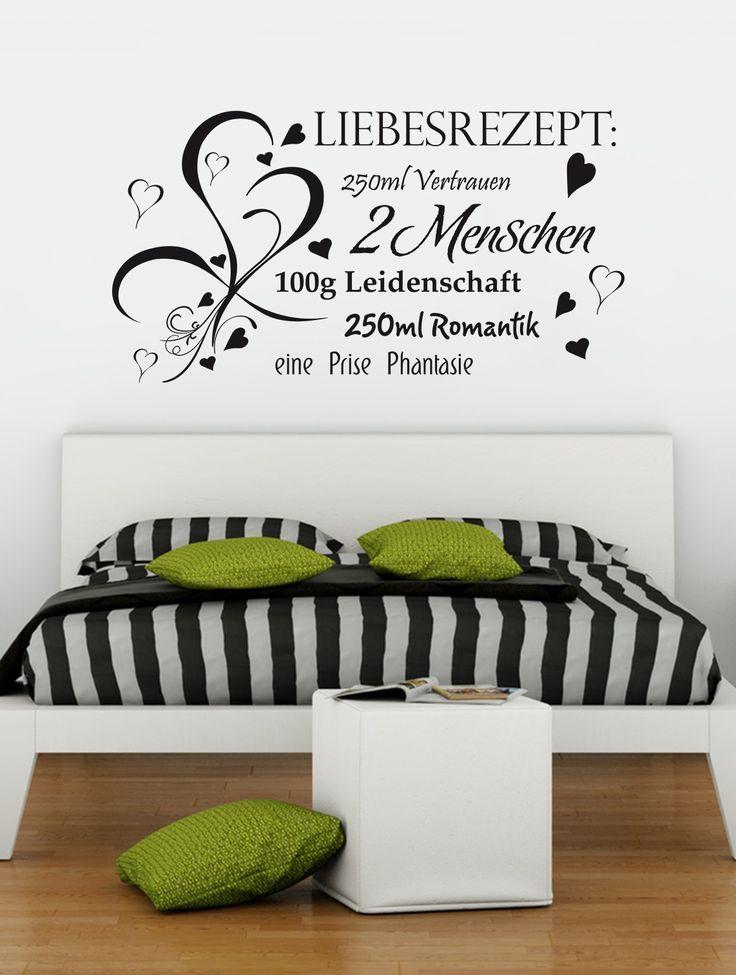 Wandtattoo Schlafzimmer Kreativ On Mit 41 Besten Wandsticker Liebe Beziehung Partnerschaft Bilder Auf 8