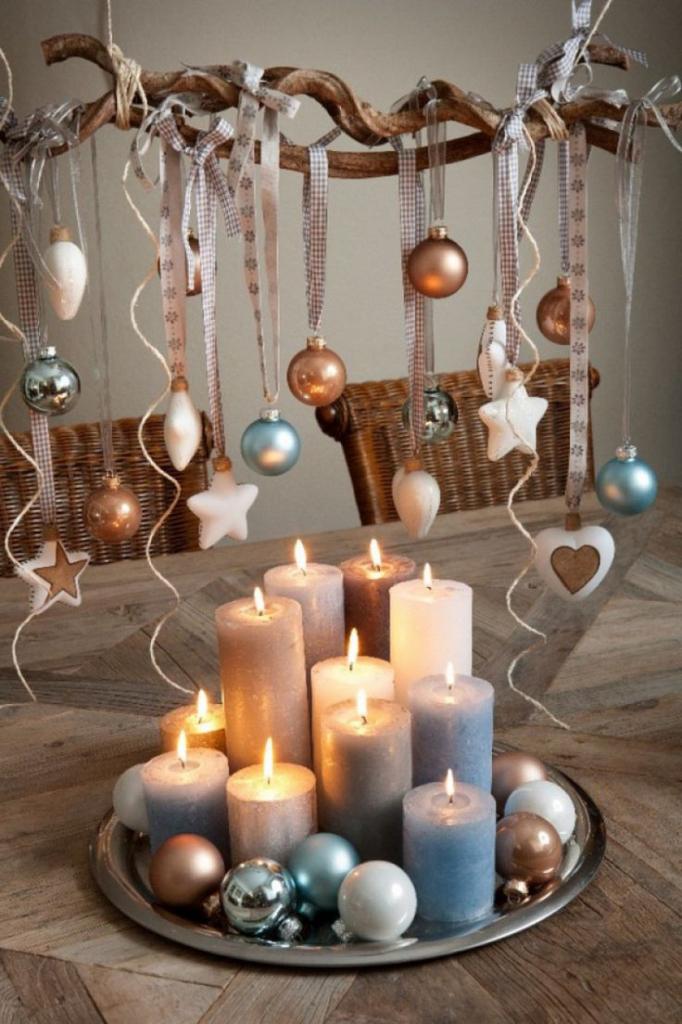 Weihnachtsdeko Ideen Exquisit On überall My Blog DEKORACJE WI TECZNE Pinterest 5