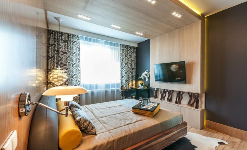 Wohn Und Schlafzimmer Herrlich On überall Wohnideen Für Kleine Räume 25 3