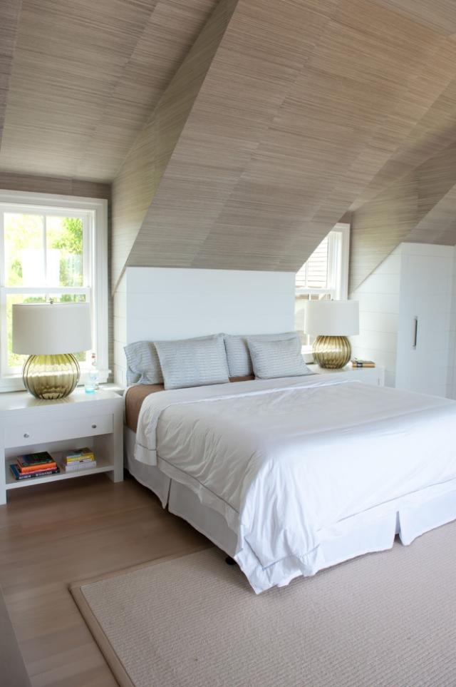 Wohnideen Schlafzimmer Mit Schräge Glänzend On überall Bescheiden Für Dachschrägen 2