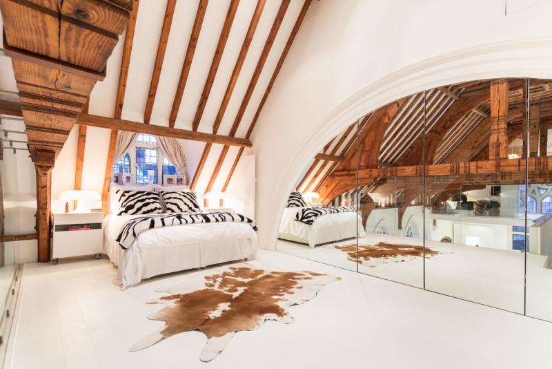 Wohnideen Schlafzimmer Mit Schräge Nett On In Bezug Auf Dachschräge Gestalten 23 6