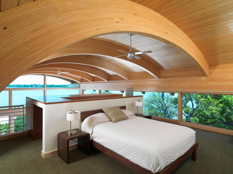 Wohnideen Schlafzimmer Mit Schräge Wunderbar On Beabsichtigt Dachschräge Gestalten 23 8