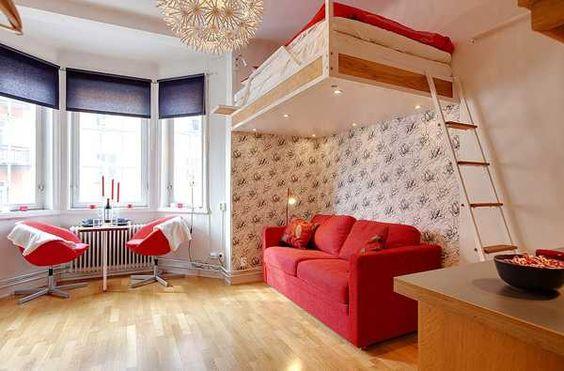 Wohnungen Einrichten Beispiele Beeindruckend On Andere Beabsichtigt Deko Ein Zimmer Wohnung Stilvoll In Imposing 1 8