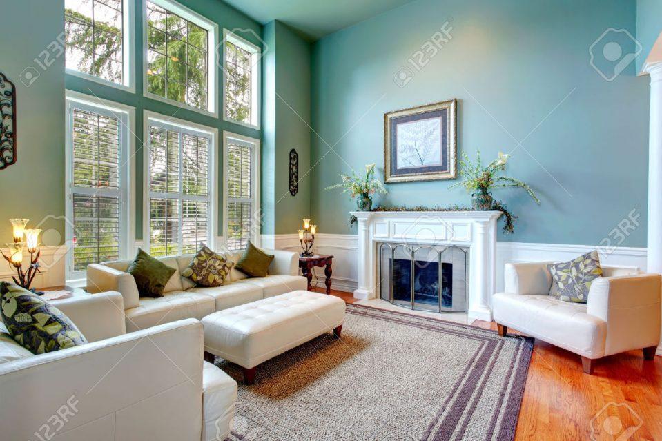 Wohnzimmer Aqua Interessant On In Bezug Auf Uncategorized Ehrfürchtiges Mit 5