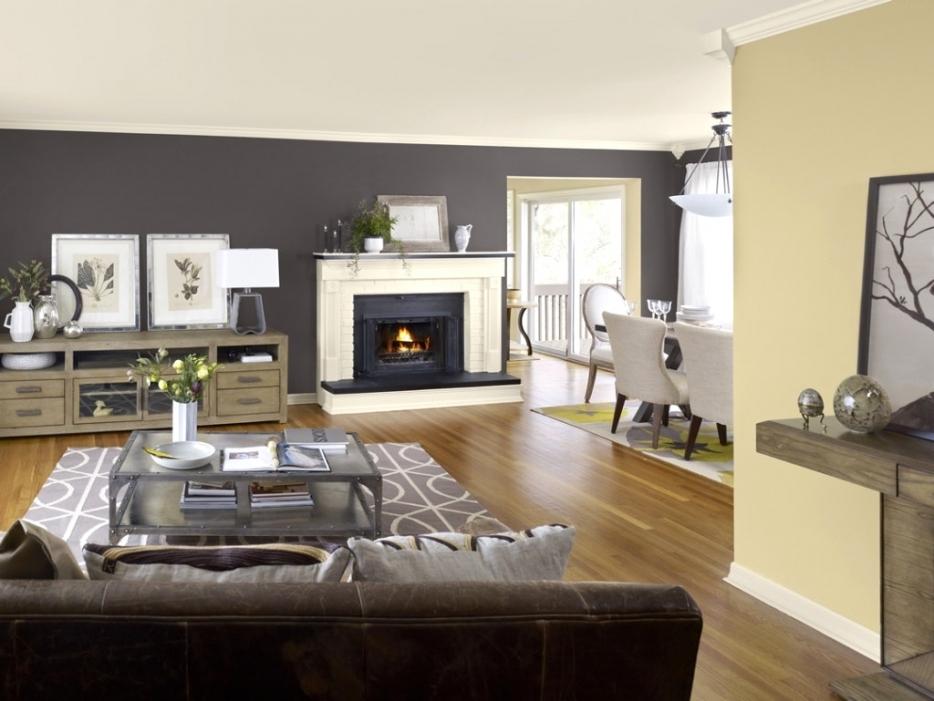 Wohnzimmer Beige Blau Einzigartig On Mit Braun Awesome 6