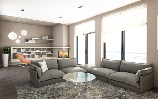 Wohnzimmer Beige Braun Grau Frisch On In Interessant 1