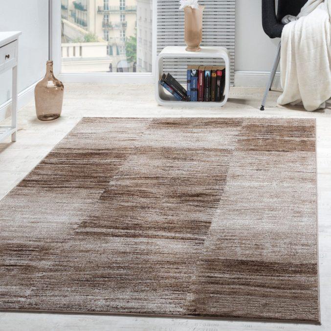 Wohnzimmer Beige Karo Stilvoll On Innerhalb Uncategorized Kleines Und Designer Teppich 5