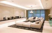 Wohnzimmer Beleuchtung Modern