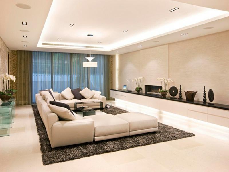 Wohnzimmer Beleuchtung Modern Frisch On Innerhalb Stunning Images House Design Ideas 1