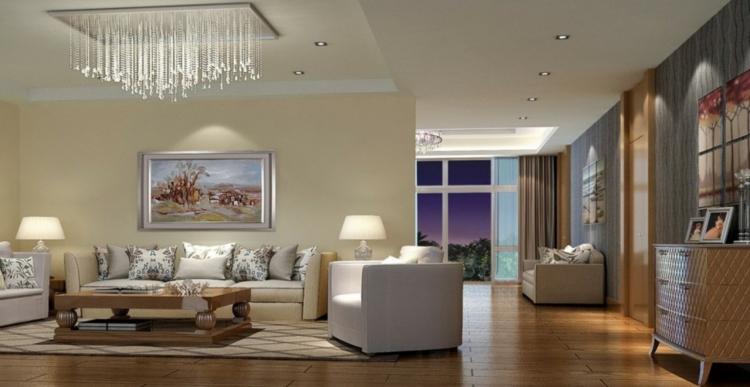 Wohnzimmer Beleuchtung Modern Herrlich On Für Im Perfektes Ambiente Wählen 9