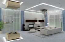 Wohnzimmer Beleuchtung Modern Schön On Für Zeitplan Led Licht Ideen 11 2