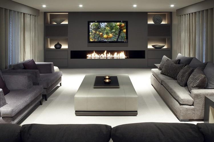 Wohnzimmer Beleuchtung Modern Zeitgenössisch On Mit Skelett Beispiele Und Tipps Zur 5