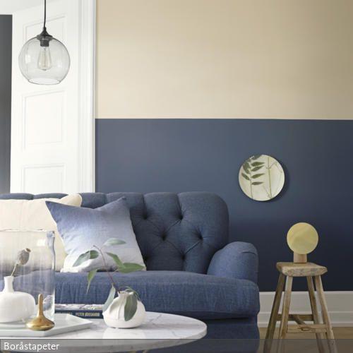 Wohnzimmer Blau Beige Charmant On Auf Phenomenal Parkett Kamin Einrichtung 9 3