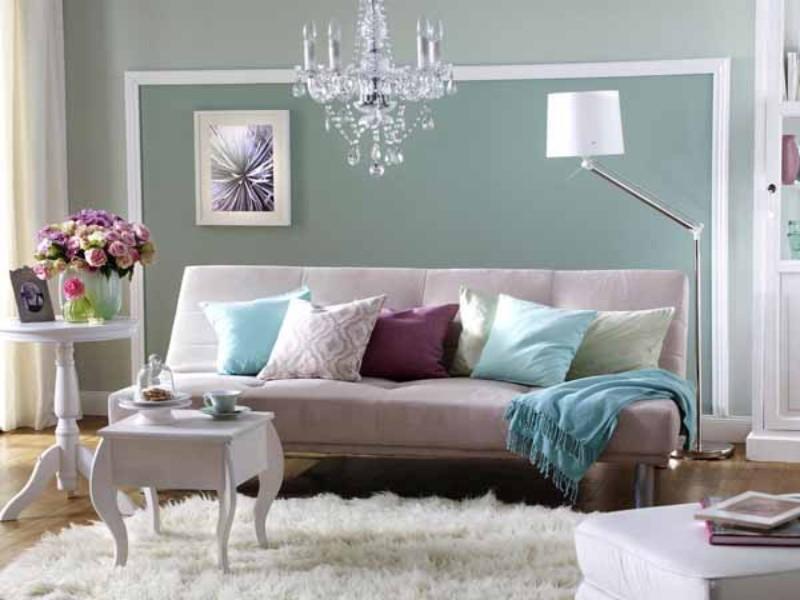 Wohnzimmer Blau Beige Kreativ On Beabsichtigt Wohnideen Farben Alaiyff Info 8