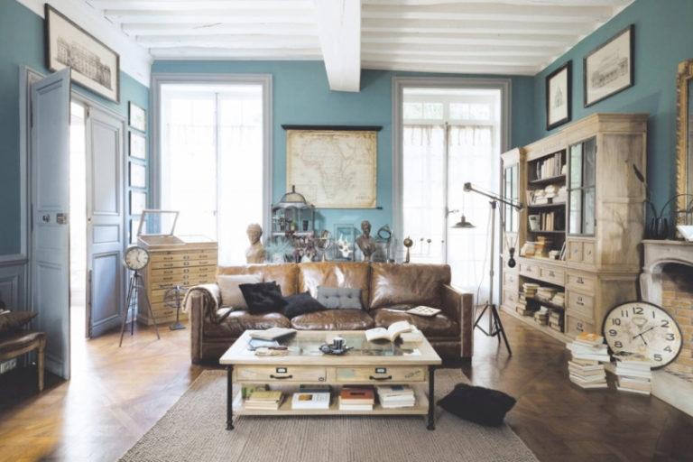 Wohnzimmer Blau Beige Stilvoll On Mit Design Ideen 6