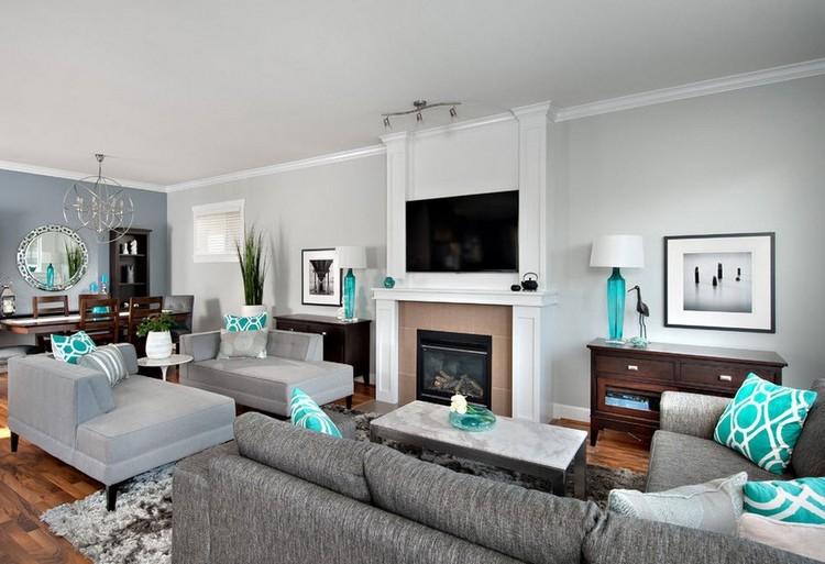 Wohnzimmer Braun Grau Exquisit On In Bezug Auf Weiß Einrichten Struktur 7