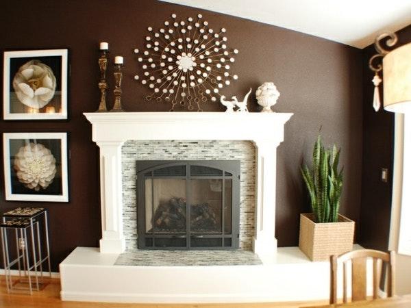 Wohnzimmer Dekorieren Braun Kreativ On Beabsichtigt Awesome Deko Ideas House Design 4