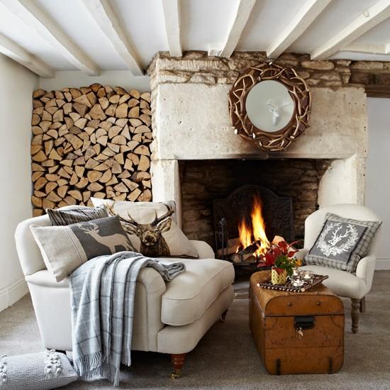 Wohnzimmer Design Landhaus Interessant On In Bezug Auf Wohnideen 125 Für Und 3