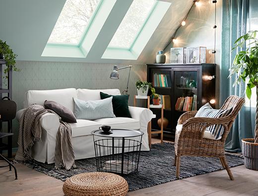 Wohnzimmer Einfach On Auf Wohnzimmermöbel Online Kaufen IKEA 9
