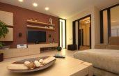 Wohnzimmer Einrichten Brauntöne