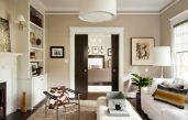 Wohnzimmer Farb Ideen