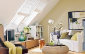 Wohnzimmer Ideen Dachgeschoss