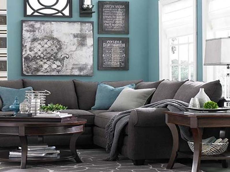 Wohnzimmer Ideen Grau Unglaublich On Auf Blau Formatzweck Wei Design 2015 9